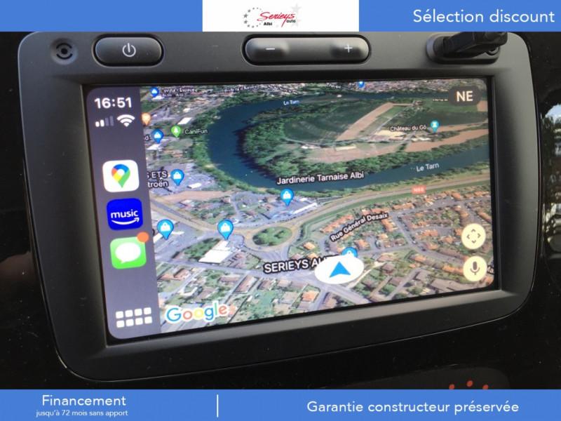 Photo 22 de l'offre de RENAULT TRAFIC FGN GRAND CONFORT BlueDCI 120 L2H1 à 25680€ chez Garage Serieys Auto