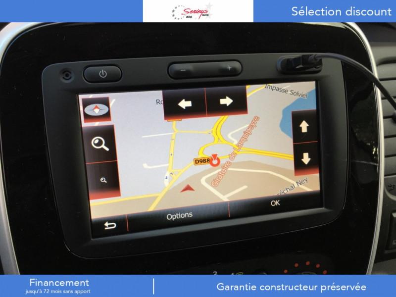 Photo 9 de l'offre de RENAULT TRAFIC FGN GRAND CONFORT BlueDCI 120 L2H1 à 25680€ chez Garage Serieys Auto