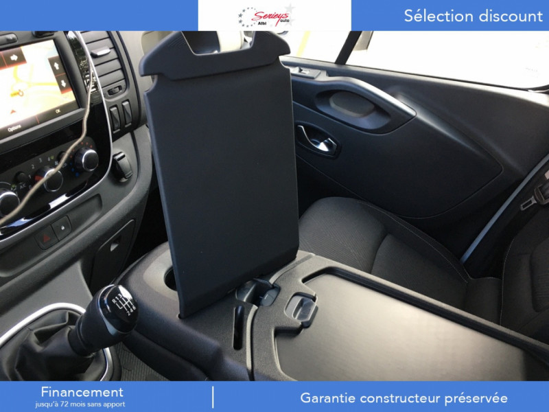 Photo 27 de l'offre de RENAULT TRAFIC FGN GRAND CONFORT BlueDCI 120 L2H1 à 25680€ chez Garage Serieys Auto