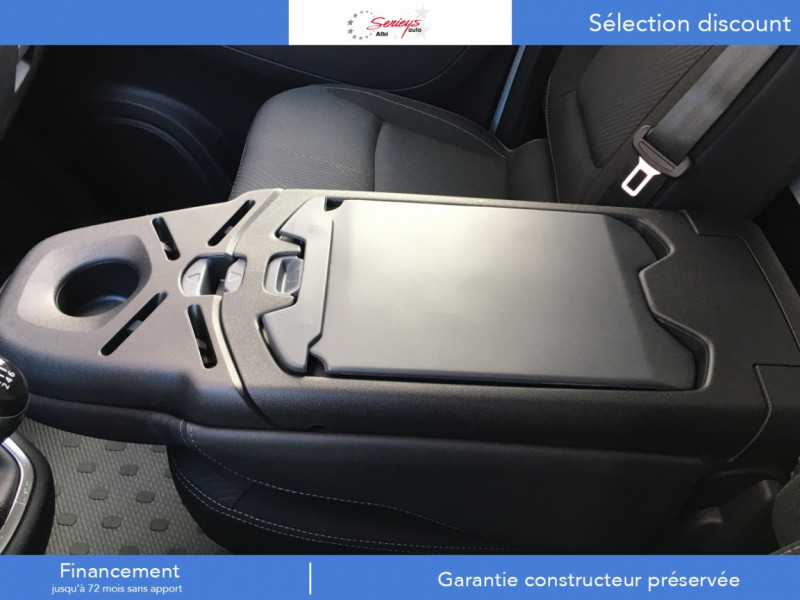 Photo 15 de l'offre de RENAULT TRAFIC FGN GRAND CONFORT BlueDCI 120 L2H1 à 25680€ chez Garage Serieys Auto