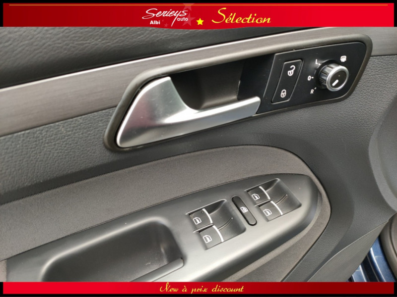 Photo 31 de l'offre de VOLKSWAGEN TOURAN Confort line 1.6 TDI 105 JA à 9980€ chez Garage Serieys Auto