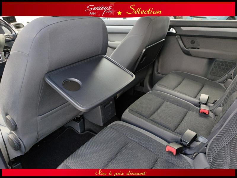 Photo 12 de l'offre de VOLKSWAGEN TOURAN Confort line 1.6 TDI 105 JA à 9980€ chez Garage Serieys Auto