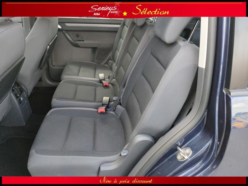 Photo 10 de l'offre de VOLKSWAGEN TOURAN Confort line 1.6 TDI 105 JA à 9980€ chez Garage Serieys Auto