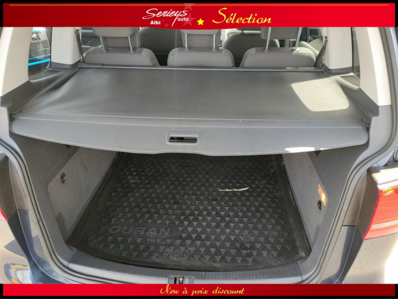 Photo 7 de l'offre de VOLKSWAGEN TOURAN Confort line 1.6 TDI 105 JA à 9980€ chez Garage Serieys Auto