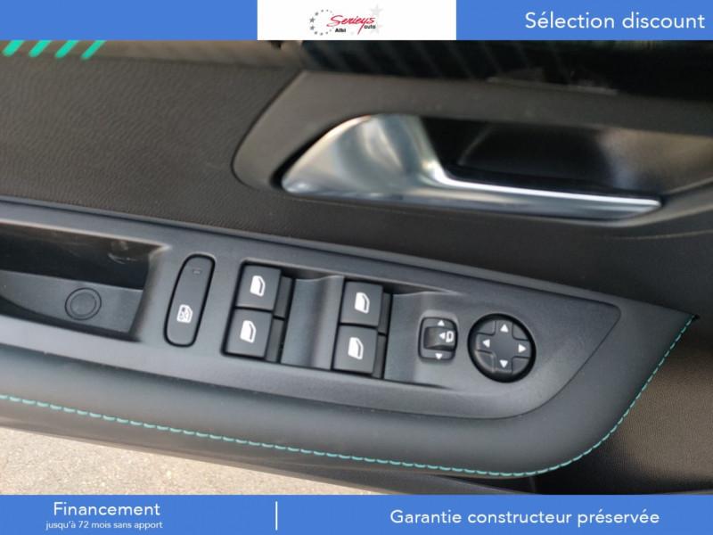 Photo 10 de l'offre de PEUGEOT 208 Allure Pack PureTech 100 Camera AR à 19980€ chez Garage Serieys Auto