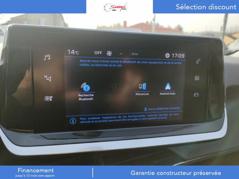 Photo 5 de l'offre de PEUGEOT 208 Allure Pack PureTech 100 Camera AR à 19880€ chez Garage Serieys Auto