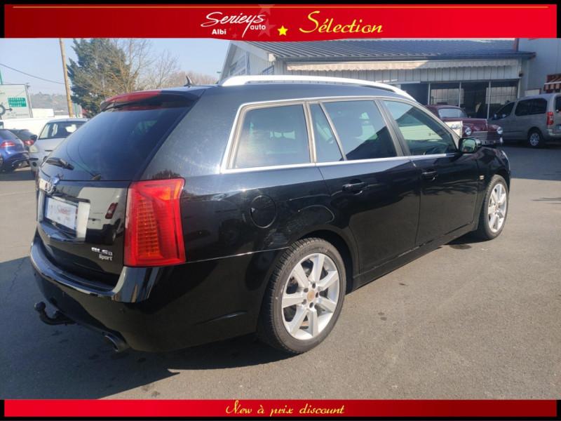 Photo 17 de l'offre de CADILLAC BLS SW 1.9 D 180 Sport Luxury Boite Auto à 8980€ chez Garage Serieys Auto
