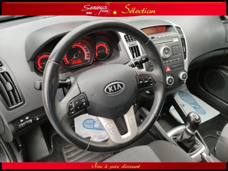 Photo 16 de l'offre de KIA CEE'D SW Active 1.6 CRDi 115 SW JA+Regul à 6800€ chez Garage Serieys Auto