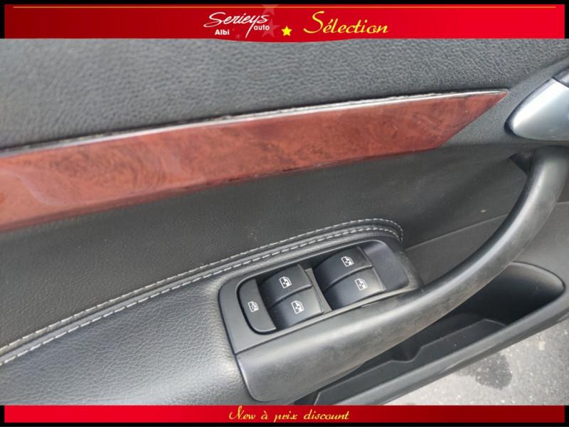Photo 4 de l'offre de CADILLAC BLS SW 1.9 D 180 Sport Luxury Boite Auto à 8980€ chez Garage Serieys Auto