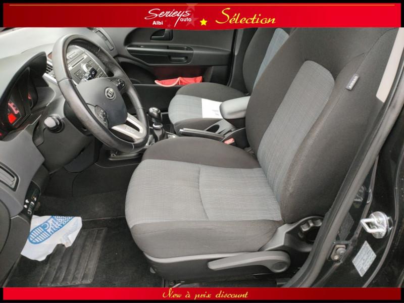 Photo 8 de l'offre de KIA CEE'D SW Active 1.6 CRDi 115 SW JA+Regul à 6800€ chez Garage Serieys Auto