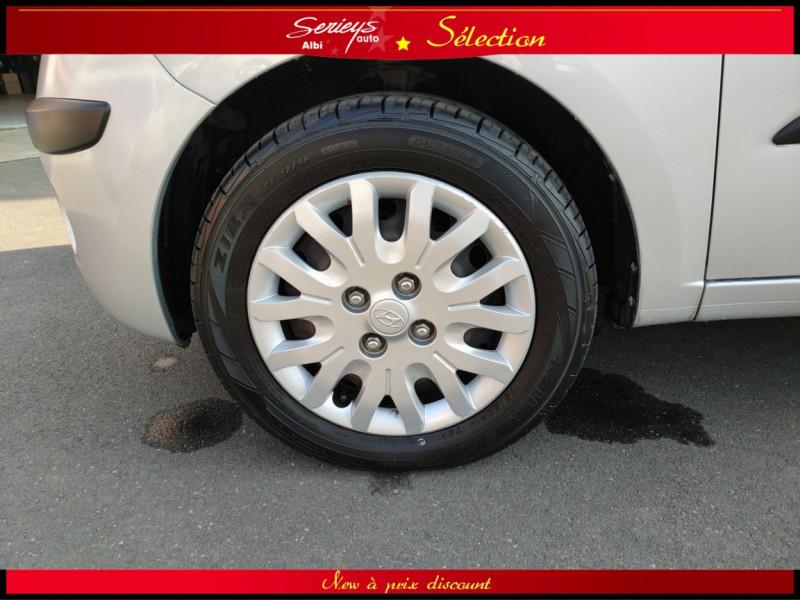 Photo 13 de l'offre de HYUNDAI i10 Pack 1.1 CRDi 75 - A SAISIR à 3980€ chez Garage Serieys Auto