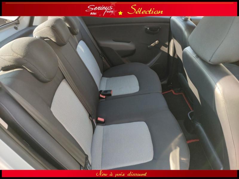 Photo 19 de l'offre de HYUNDAI i10 Pack 1.1 CRDi 75 - A SAISIR à 3980€ chez Garage Serieys Auto