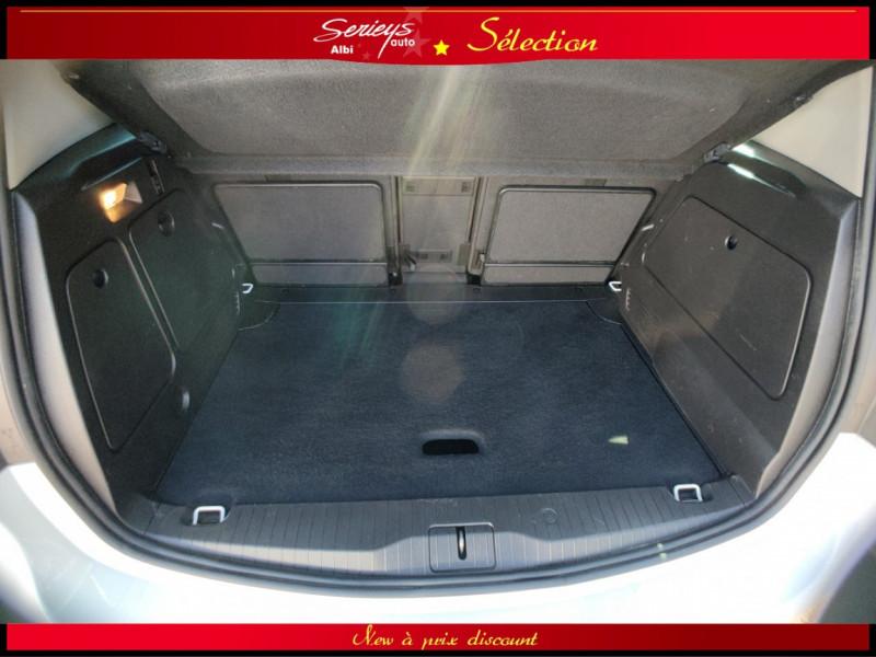 Photo 40 de l'offre de OPEL MERIVA Cosmo 1.3 CDTI 95 JA16+REGUL+CLIM AUTO à 5380€ chez Garage Serieys Auto