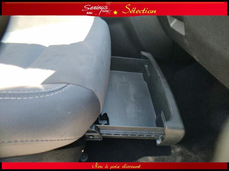 Photo 9 de l'offre de OPEL MERIVA Cosmo 1.3 CDTI 95 JA16+REGUL+CLIM AUTO à 5380€ chez Garage Serieys Auto