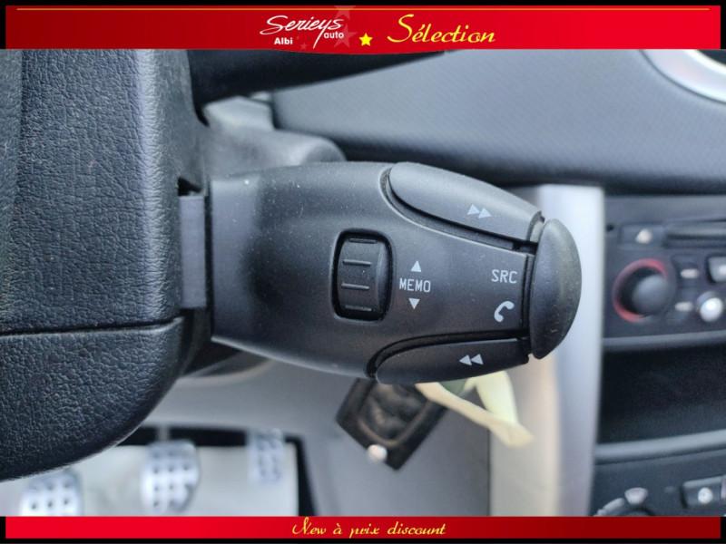 Photo 15 de l'offre de PEUGEOT 207 CC Série 64 1.6 HDi 112  à 6880€ chez Garage Serieys Auto
