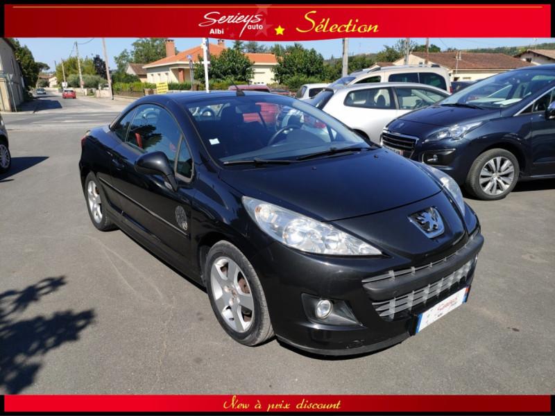 Photo 16 de l'offre de PEUGEOT 207 CC Série 64 1.6 HDi 112  à 6880€ chez Garage Serieys Auto