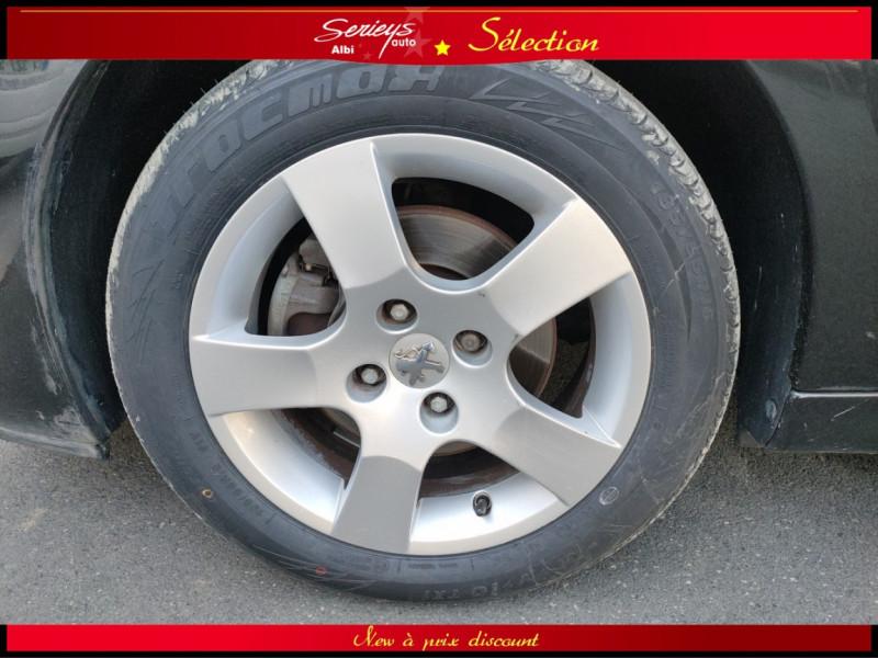Photo 3 de l'offre de PEUGEOT 207 CC Série 64 1.6 HDi 112  à 6880€ chez Garage Serieys Auto