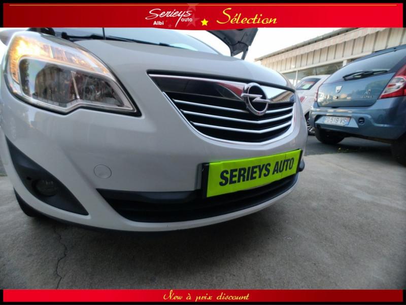 Photo 6 de l'offre de OPEL MERIVA Cosmo 1.3 CDTI 95 JA16+REGUL+CLIM AUTO à 5380€ chez Garage Serieys Auto