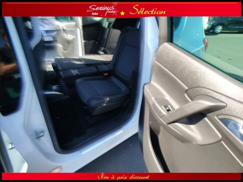 Photo 33 de l'offre de OPEL MERIVA Cosmo 1.3 CDTI 95 JA16+REGUL+CLIM AUTO à 5380€ chez Garage Serieys Auto