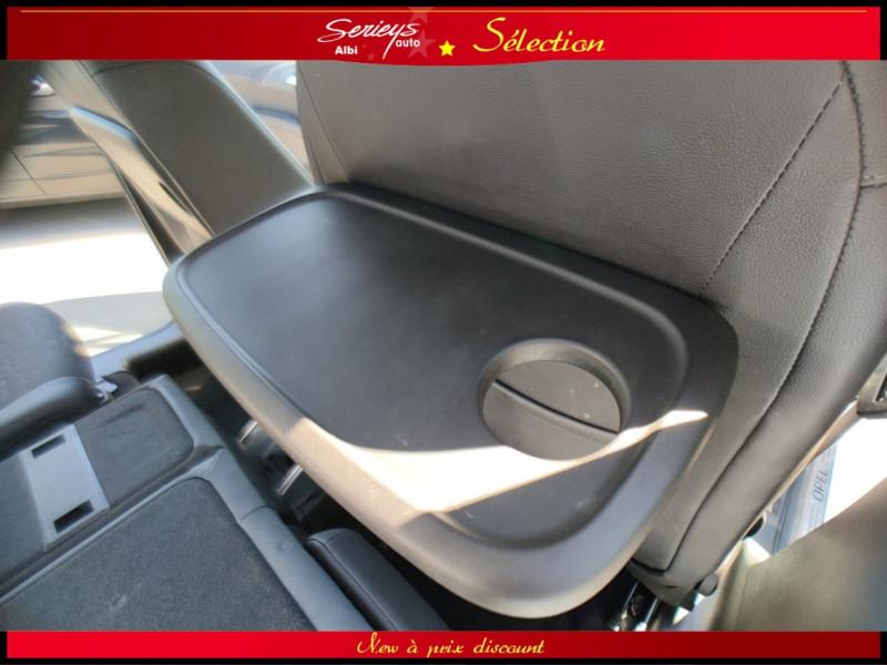 Photo 12 de l'offre de OPEL MERIVA Cosmo 1.3 CDTI 95 JA16+REGUL+CLIM AUTO à 5380€ chez Garage Serieys Auto
