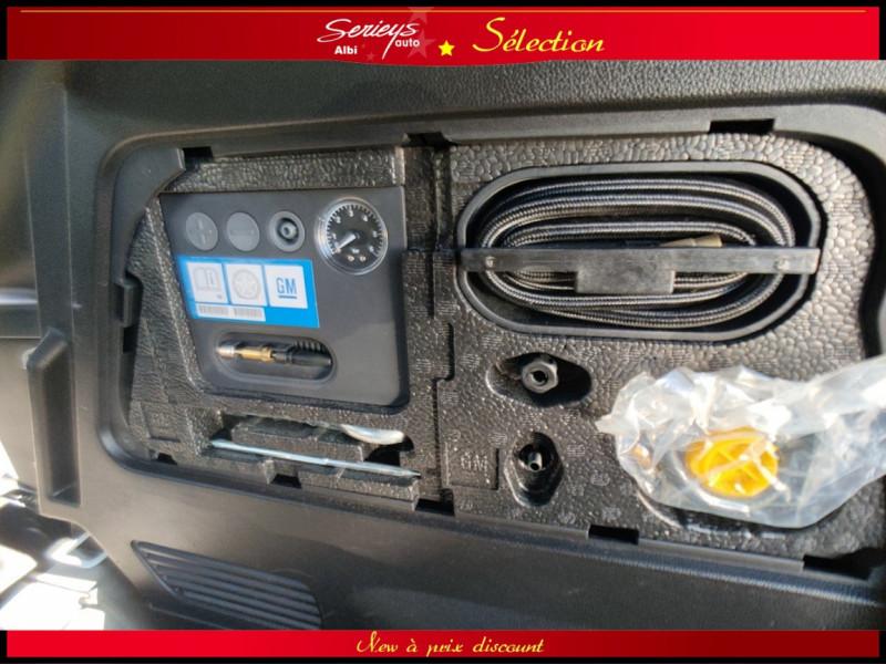 Photo 24 de l'offre de OPEL MERIVA Cosmo 1.3 CDTI 95 JA16+REGUL+CLIM AUTO à 5380€ chez Garage Serieys Auto