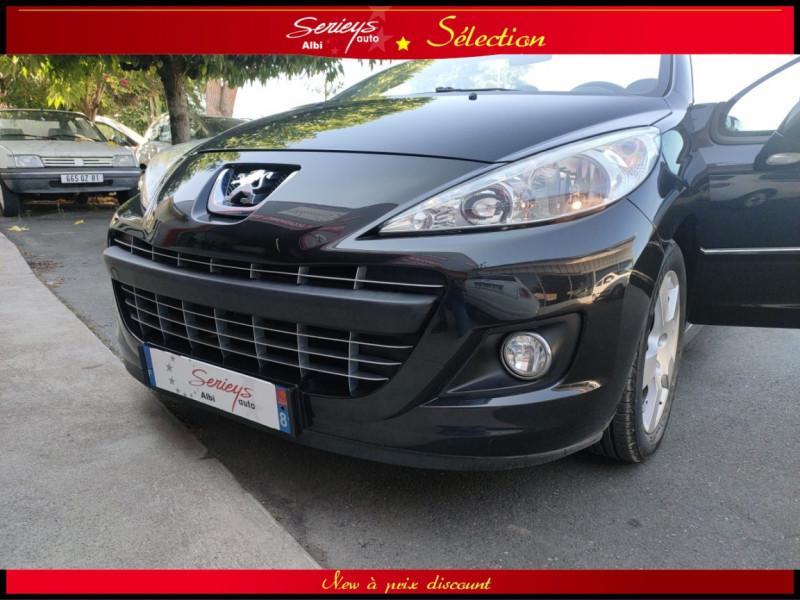 Photo 20 de l'offre de PEUGEOT 207 CC Série 64 1.6 HDi 112  à 6880€ chez Garage Serieys Auto