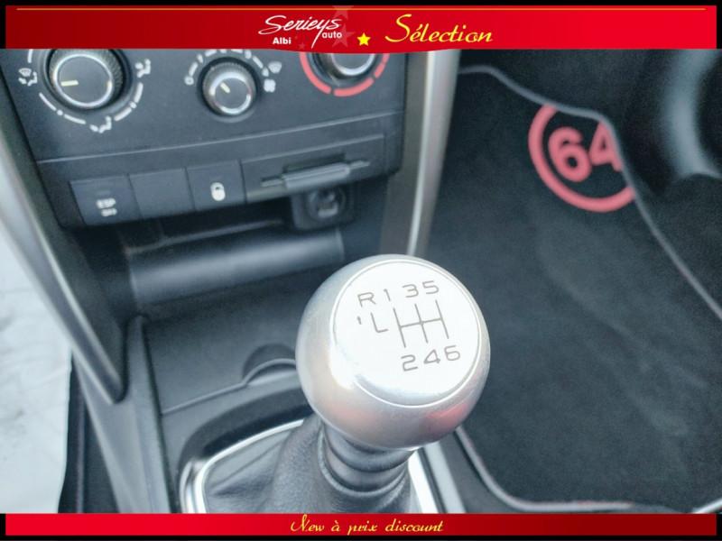 Photo 12 de l'offre de PEUGEOT 207 CC Série 64 1.6 HDi 112  à 6880€ chez Garage Serieys Auto
