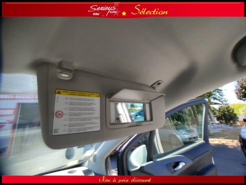 Photo 3 de l'offre de OPEL MERIVA Cosmo 1.3 CDTI 95 JA16+REGUL+CLIM AUTO à 5380€ chez Garage Serieys Auto