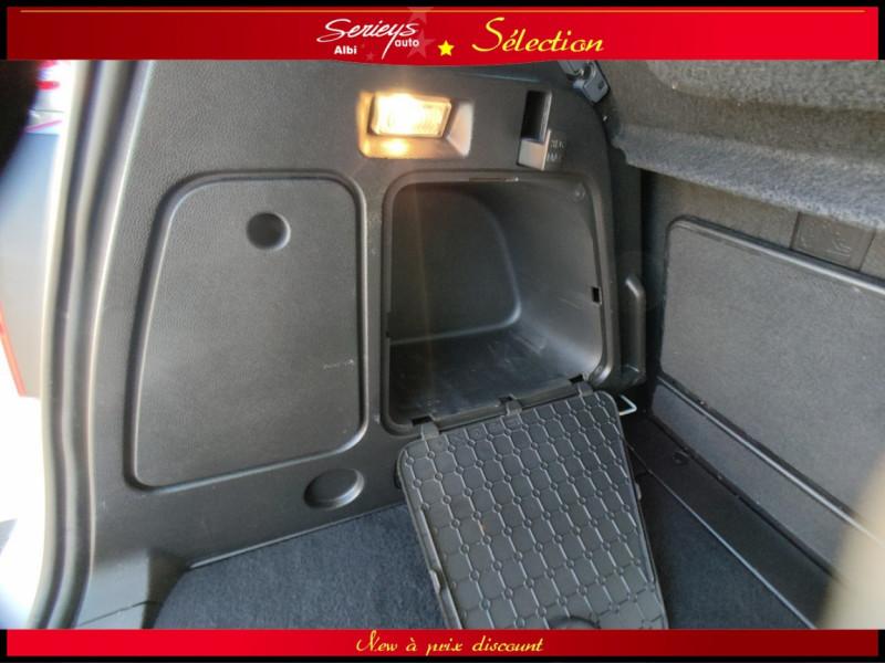 Photo 13 de l'offre de OPEL MERIVA Cosmo 1.3 CDTI 95 JA16+REGUL+CLIM AUTO à 5380€ chez Garage Serieys Auto