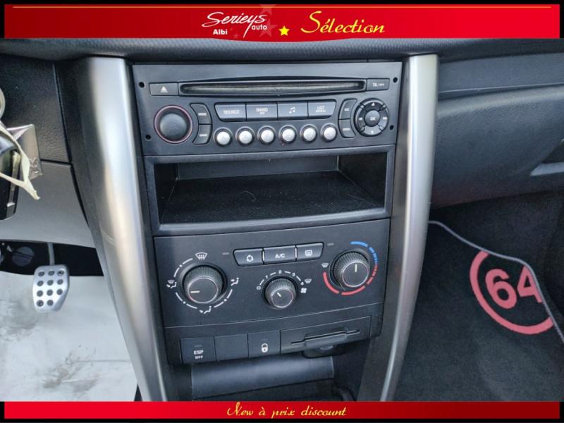 Photo 13 de l'offre de PEUGEOT 207 CC Série 64 1.6 HDi 112  à 6880€ chez Garage Serieys Auto