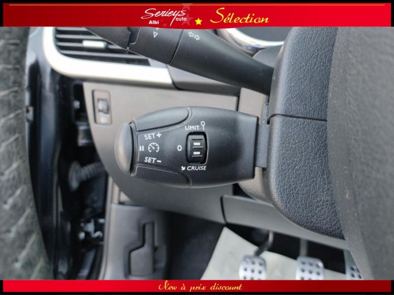 Photo 19 de l'offre de PEUGEOT 207 CC Série 64 1.6 HDi 112  à 6880€ chez Garage Serieys Auto