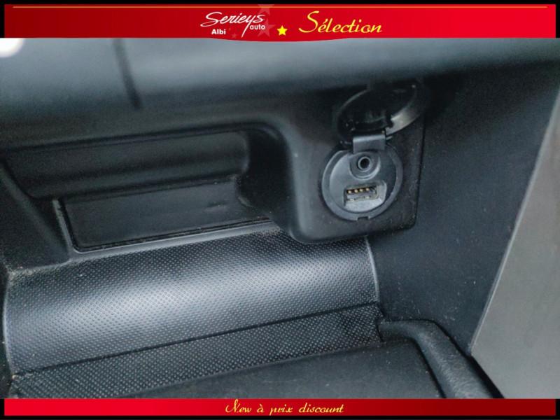 Photo 17 de l'offre de PEUGEOT 207 CC Série 64 1.6 HDi 112  à 6880€ chez Garage Serieys Auto
