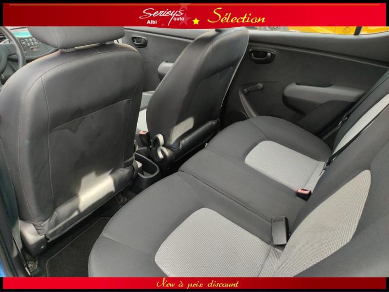 Photo 14 de l'offre de HYUNDAI i10 Pack Clim 1.2 65 CV à 4400€ chez Garage Serieys Auto