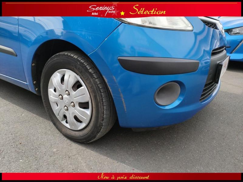 Photo 16 de l'offre de HYUNDAI i10 Pack Clim 1.2 65 CV à 4400€ chez Garage Serieys Auto