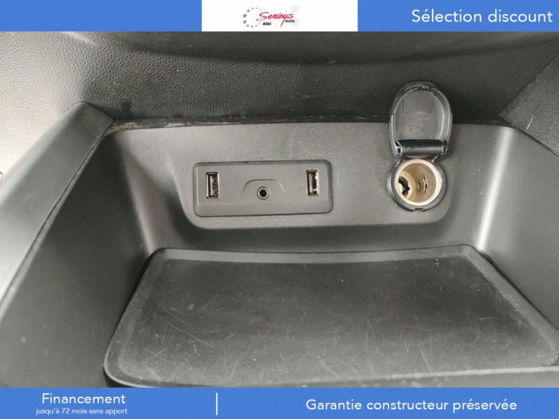 Photo 8 de l'offre de RENAULT KADJAR Intens dCi 130 BVM6 Camera AR+Bose à 12800€ chez Garage Serieys Auto