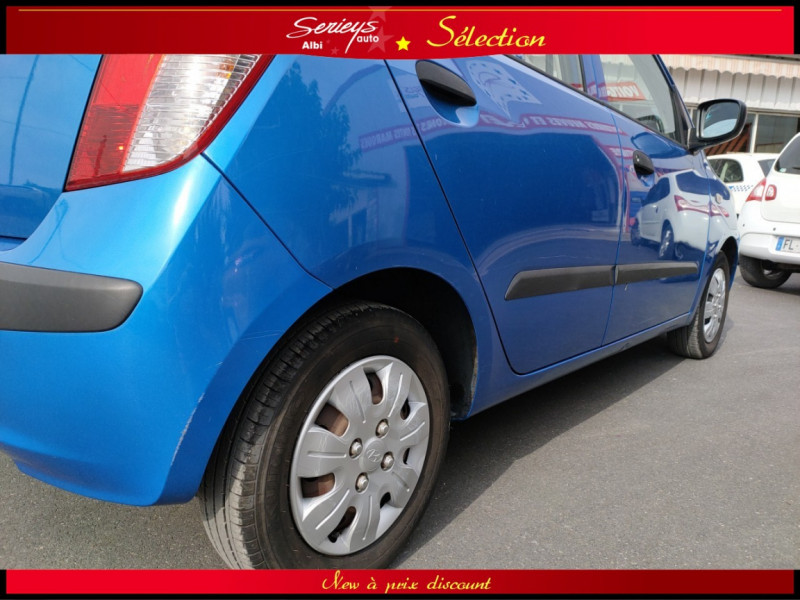 Photo 13 de l'offre de HYUNDAI i10 Pack Clim 1.2 65 CV à 4400€ chez Garage Serieys Auto