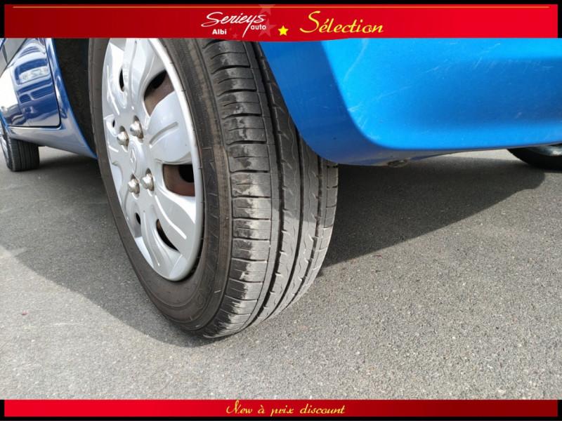 Photo 21 de l'offre de HYUNDAI i10 Pack Clim 1.2 65 CV à 4400€ chez Garage Serieys Auto
