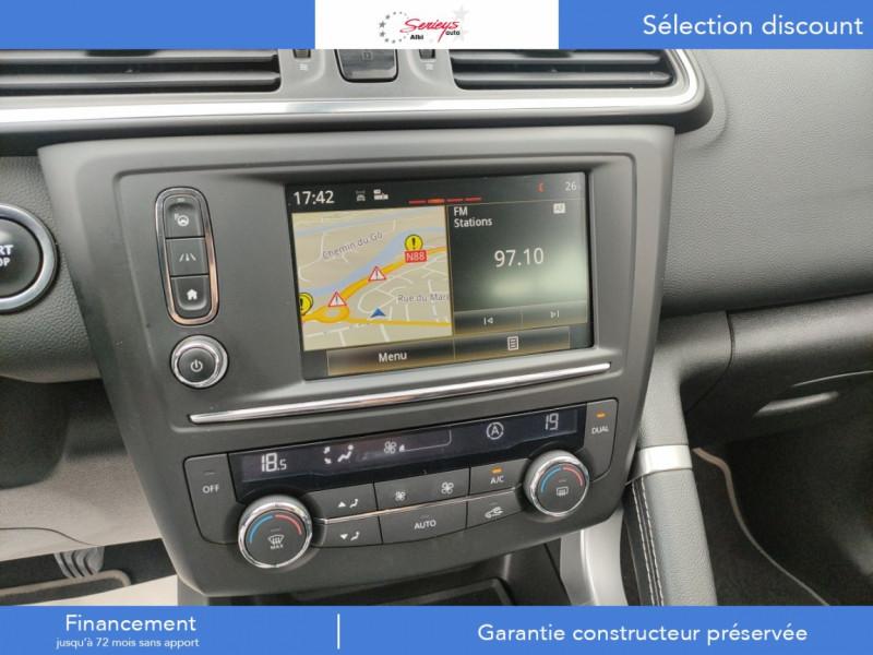 Photo 12 de l'offre de RENAULT KADJAR Intens dCi 130 BVM6 Camera AR+Bose à 12800€ chez Garage Serieys Auto
