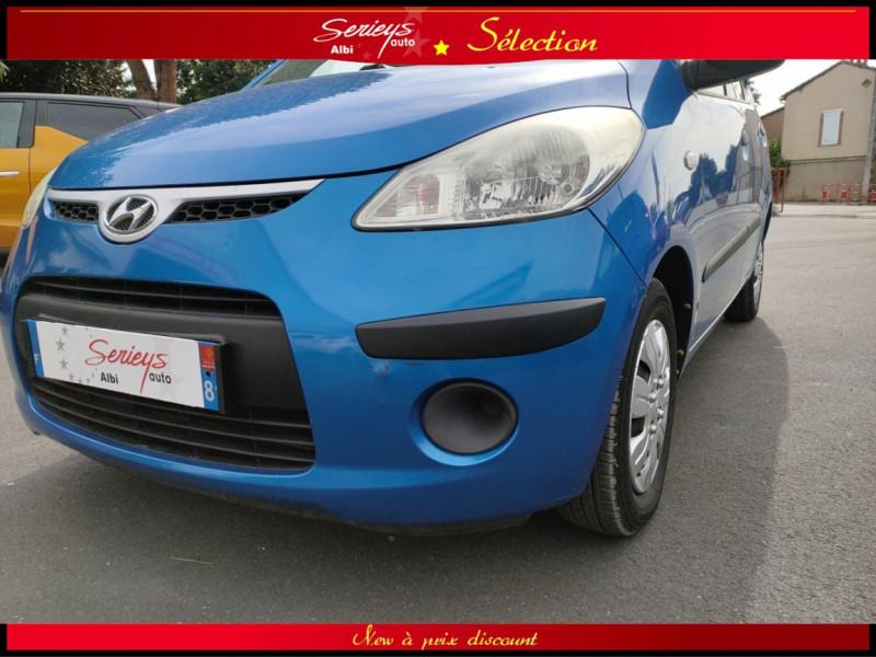 Photo 19 de l'offre de HYUNDAI i10 Pack Clim 1.2 65 CV à 4400€ chez Garage Serieys Auto