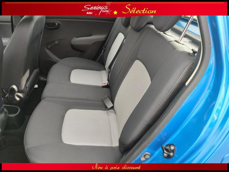 Photo 9 de l'offre de HYUNDAI i10 Pack Clim 1.2 65 CV à 4400€ chez Garage Serieys Auto