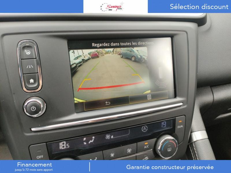 Photo 9 de l'offre de RENAULT KADJAR Intens dCi 130 BVM6 Camera AR+Bose à 12800€ chez Garage Serieys Auto