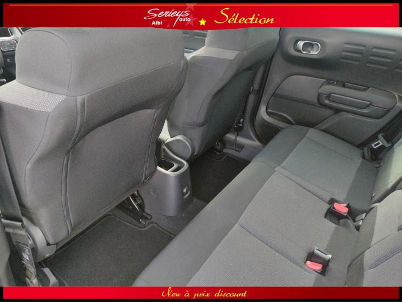Photo 32 de l'offre de CITROEN C3 AIRCROSS Shine 1.2 PureTech 110 EAT6 à 15980€ chez Garage Serieys Auto