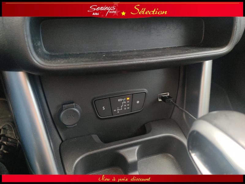 Photo 30 de l'offre de CITROEN C3 AIRCROSS Shine 1.2 PureTech 110 EAT6 à 15980€ chez Garage Serieys Auto