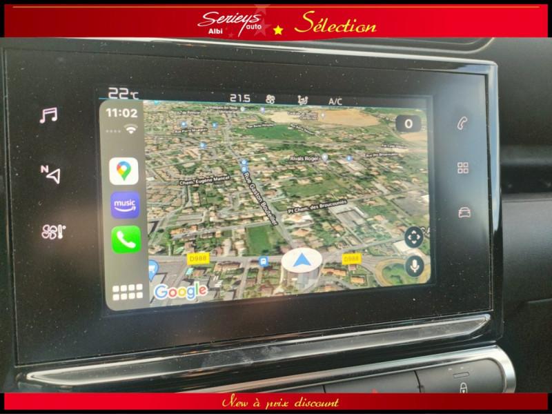Photo 2 de l'offre de CITROEN C3 AIRCROSS Shine 1.2 PureTech 110 EAT6 à 15980€ chez Garage Serieys Auto