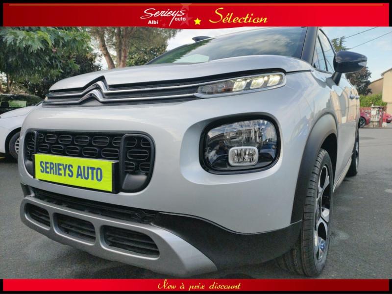 Photo 17 de l'offre de CITROEN C3 AIRCROSS Shine 1.2 PureTech 110 EAT6 à 15980€ chez Garage Serieys Auto