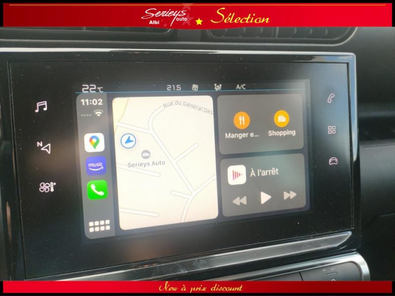 Photo 27 de l'offre de CITROEN C3 AIRCROSS Shine 1.2 PureTech 110 EAT6 à 15980€ chez Garage Serieys Auto