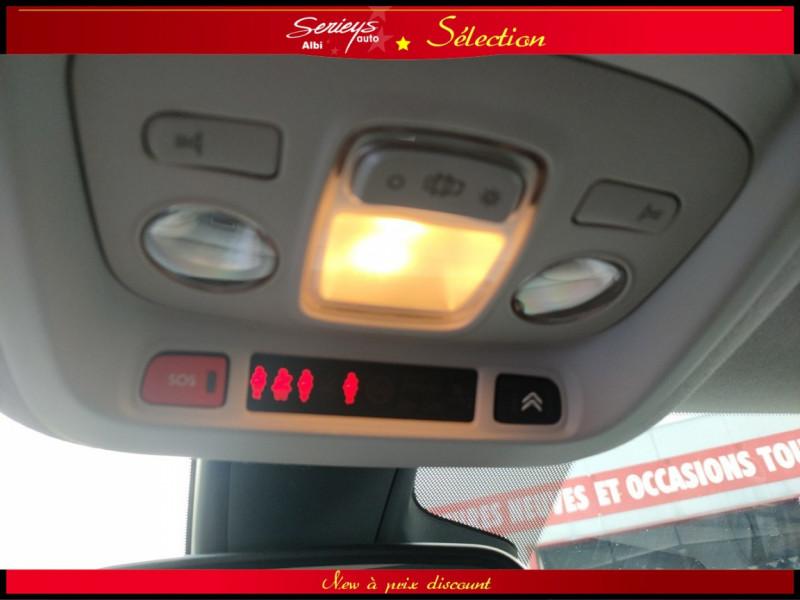 Photo 13 de l'offre de CITROEN C3 AIRCROSS Shine 1.2 PureTech 110 EAT6 à 15980€ chez Garage Serieys Auto