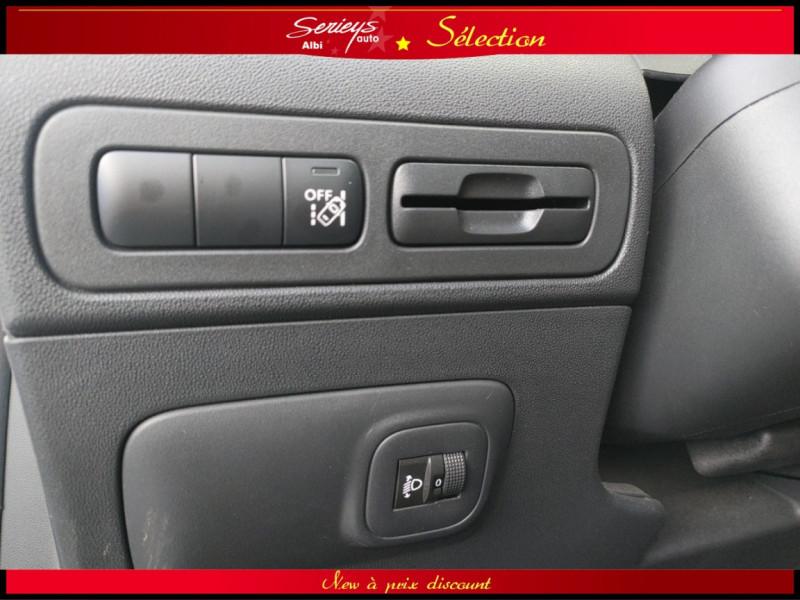 Photo 15 de l'offre de CITROEN C3 AIRCROSS Shine 1.2 PureTech 110 EAT6 à 15980€ chez Garage Serieys Auto