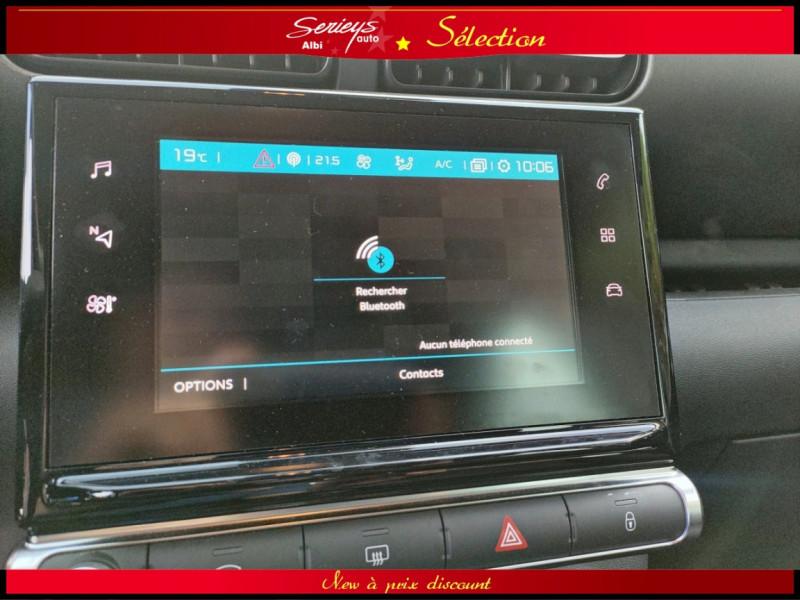 Photo 9 de l'offre de CITROEN C3 AIRCROSS Shine 1.2 PureTech 110 EAT6 à 15980€ chez Garage Serieys Auto