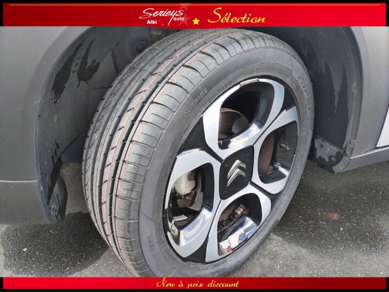 Photo 14 de l'offre de CITROEN C3 AIRCROSS Shine 1.2 PureTech 110 EAT6 à 15980€ chez Garage Serieys Auto